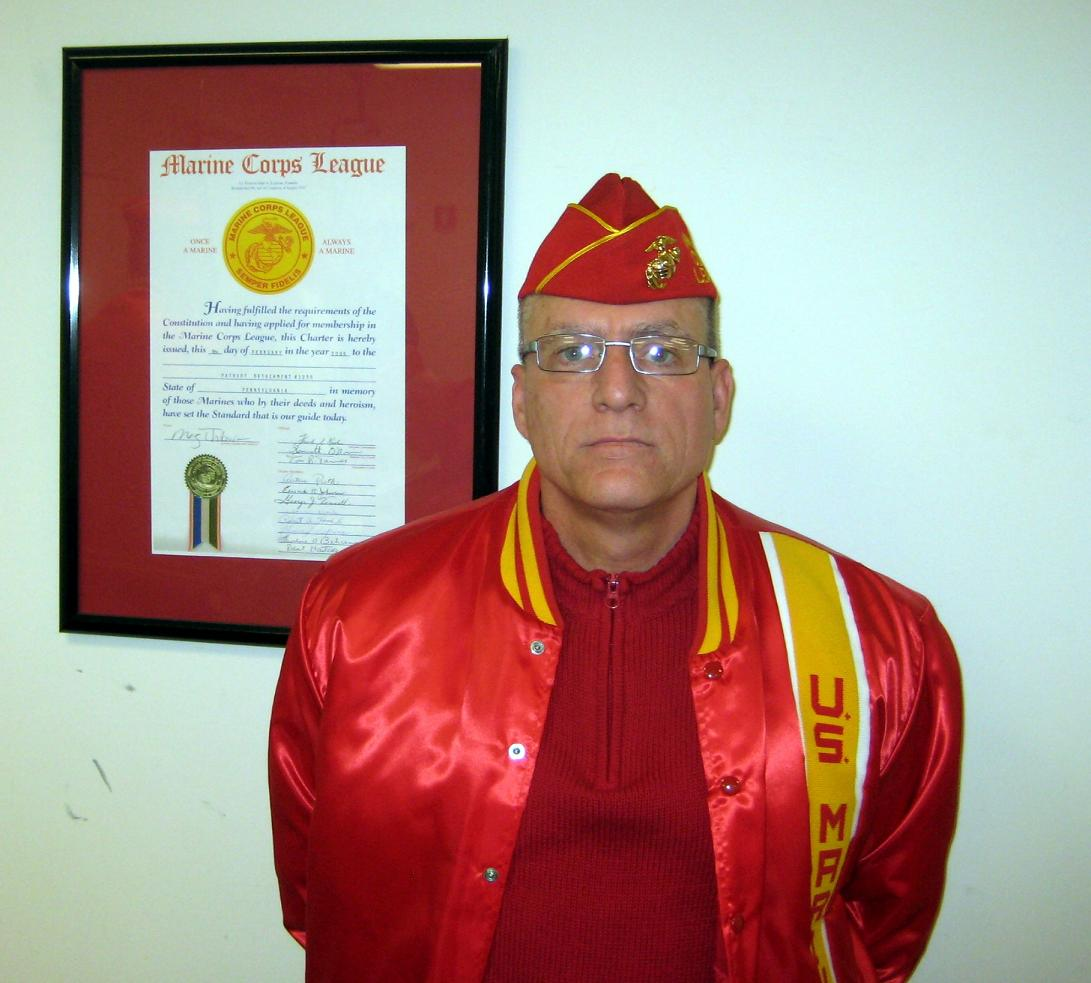 Marine Judge Advocate: Patriot Detachment 1230 Marine Corps League